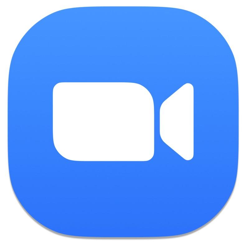 Screenshot of the Zoom desktop icon