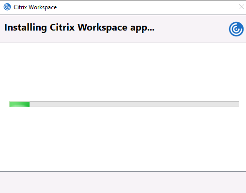 Click Install to begin app installation. Once complete, click theAdd Accountbutton to proceed with setup.