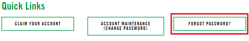 Select the Forgot Password?button.