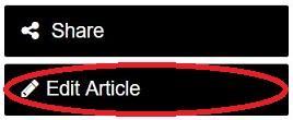 Edit Article button